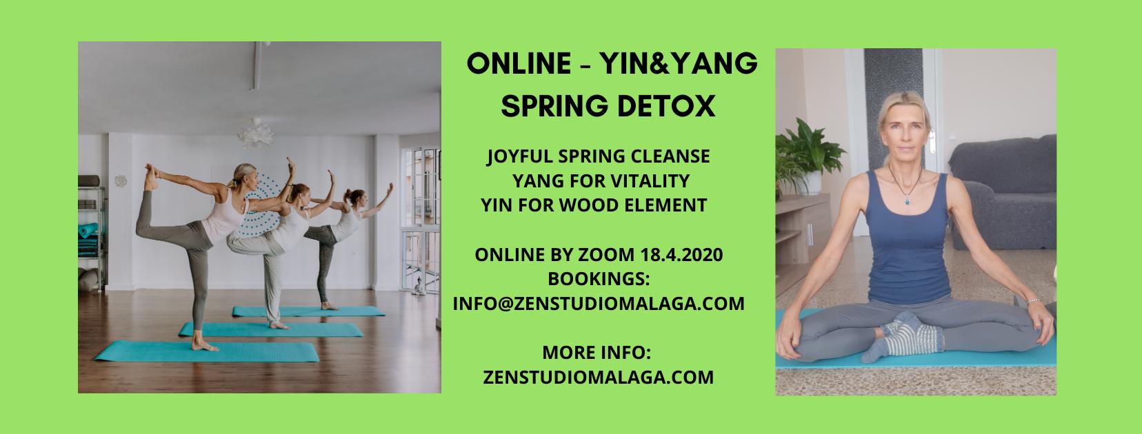 Online Yin & Yang Detox