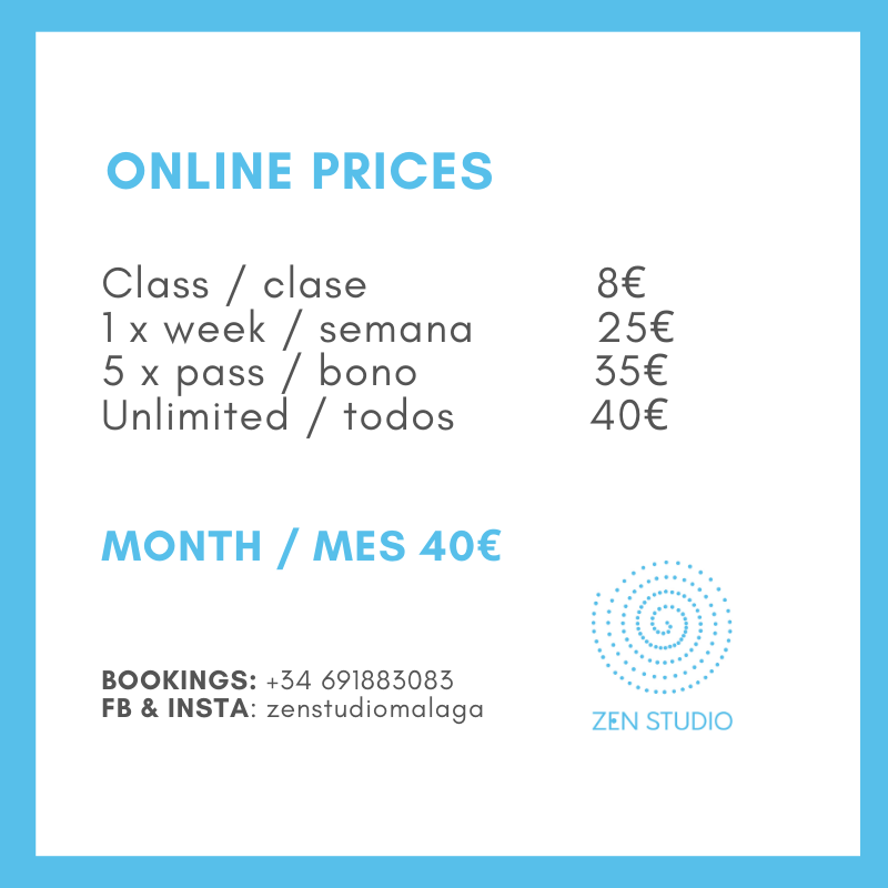 online yoga prices