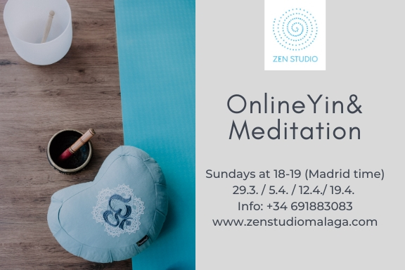 yin yoga and meditation online