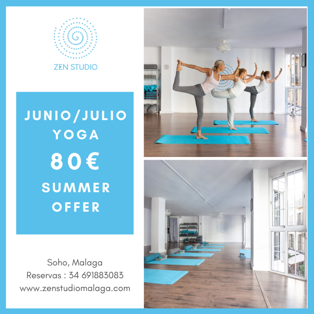 Offer for yoga