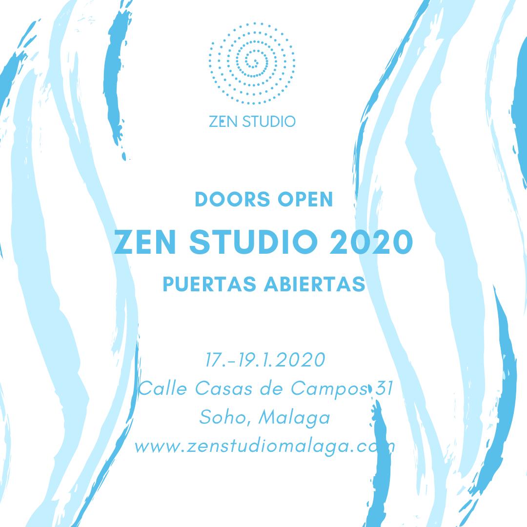 Open doors Puertas abiertas