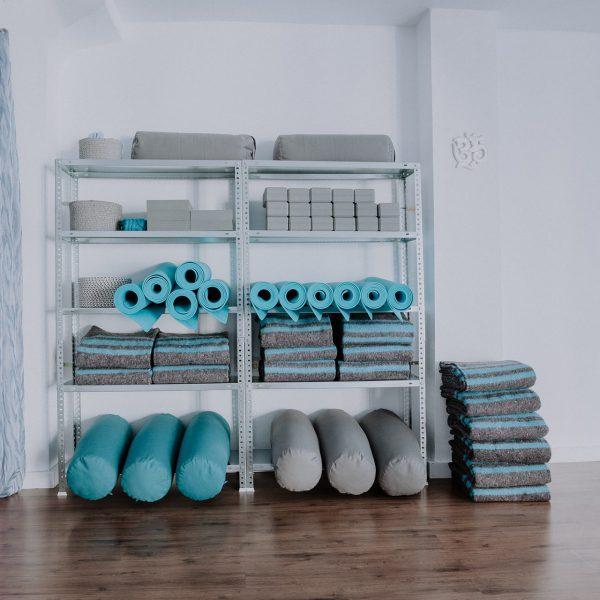 Yoga studio, Malaga, Soho
