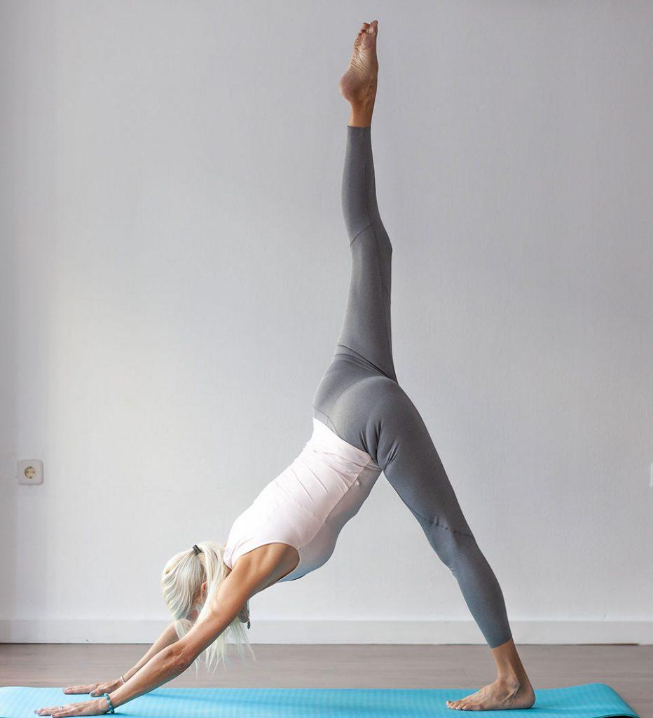 Hatha Flow Yoga classes in Malaga
